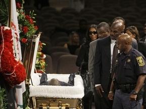 В США похоронили Вернона Форреста