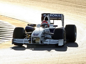 Піке-Старший може викупити команду BMW-Sauber