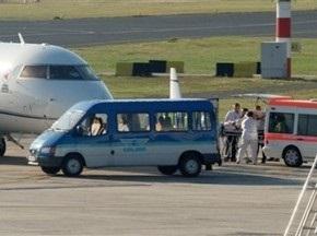 Масса покинул госпиталь в Будапеште