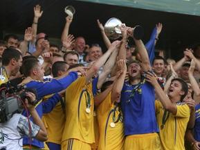 Фотогалерея: Україна - Чемпіон Європи