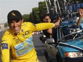 Контадор не стал продлевать контракт с Астаной