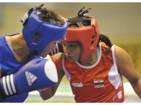 Женский бокс могут включить в программу Олимпиады-2012