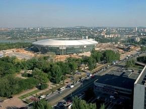 Евро-2012: Донецкий мэр дал УЕФА гарантии по подготовке города