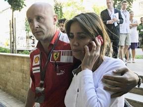 Ferrari: Масса уже пообщался с семьей