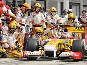 Стюарди усунули Renault від Гран-прі Європи, команда подала протест