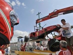 Формула-1: Думки гонщиків про аварію Масси