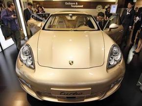 Глава Porsche ушел в отставку