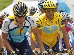 Саркози восхищен Армстронгом