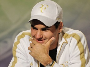 Источник: Сегодня у Федерера может родиться первенец