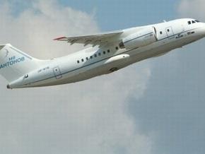 Ан-148 российской сборки совершил первый полет