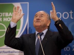 ФИФА запретит футболистам молиться