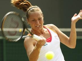 Прага WTA: Катерина Бондаренко не смогла пробиться в полуфинал