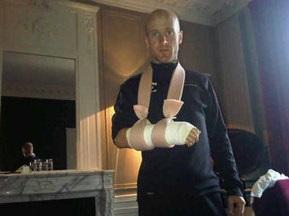 Лайфаймер снялся с Тур де Франс из-за перелома руки