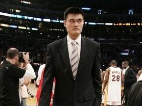 Яо Мин приобрел баскетбольный клуб