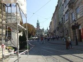 Львів-2012: Експерти УЄФА перевірять процес будівництва стадіону