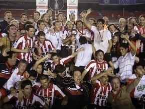 Естудіантес виграв Копа Лібертадорес