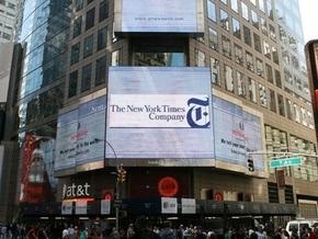The New York Times продаст свою радиостанцию