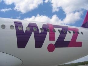 За год Wizz Air Украина перевезла более 400 тыс. пассажиров