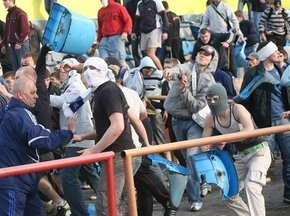 Євро-2012: МВС України створить центр з боротьби з футбольними хуліганами