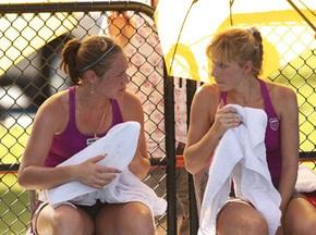Прага WTA: Сестры Бондаренко сыграют между собой в первом круге