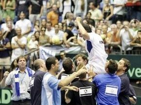 Кубок Дэвиса-2009: Сборная России уступила Израилю