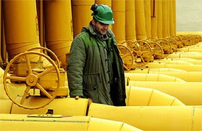 За 10 дней Нафтогаз увеличил отбор российского газа в три раза