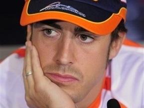 Алонсо опроверг слухи о переходе в Ferrari