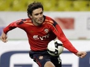 Жирков став найдорожчим гравцем в історії російського футболу