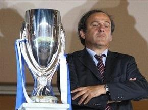 УЕФА начала продажу билетов на матч за Суперкубок Европы