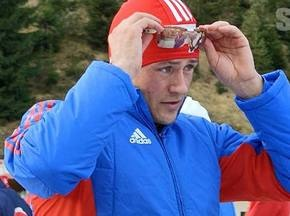 Российский биатлонист надеется на минимальное наказание