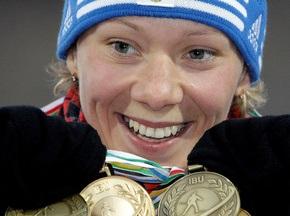 Ольгу Зайцеву визнають Кращою спортсменкою року Росії