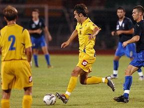 Універсіада-2009: Українські футболісти зіграли внічию з чехами