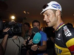 Бельгийцу, пойманному на кокаине, разрешили участвовать в Тур де Франс