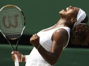 Wimbledon: Серена Уильямс прошла в финал