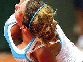 Румунська тенісистка зменшила груди