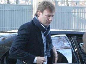 Данилов избран президентом Украинской Премьер-лиги