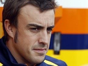 Ferrari відмовляється коментувати чутки про перехід Алонсо