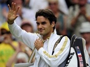 Wіmbledon: Федерер переграв Содерлінга