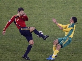 Испания завоевывает третье место на Кубке Конфедераций