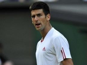 Wimbledon: Джокович пробился в 1/8
