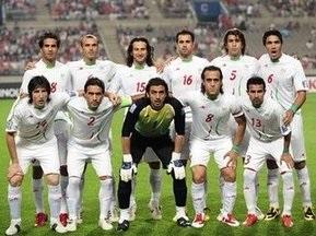 ФІФА вимагає від Ірану пояснень дискваліфікації футболістів за політичними мотивами