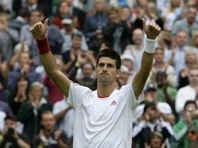 Джокович вышел в третий круг Wimbledon