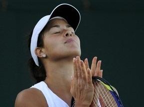 Wimbledon: Іванович пробилася до другого кола змагань