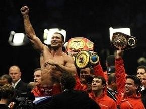 Промоутер Чагаєва: Це був найкращий бій Володимира Кличка