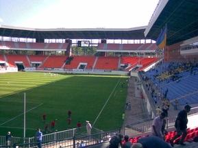 ФФУ проинспектировала стадион в Сумах