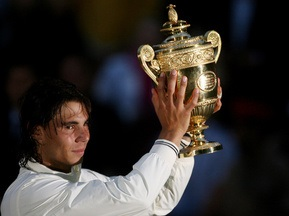 Wimbledon: Надаль і Сафіна очолили списки сіяних