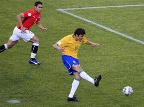 Кубок Конфедераций: Бразилия с трудом побеждает Египет