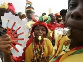 В Африці судитимуть футбольних шаманів