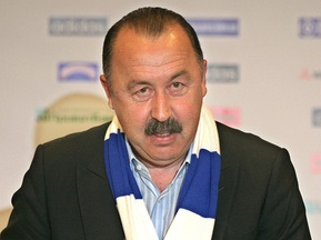 Газзаев: Моя цель - в течении трех лет победить в Лиге Чемпионов