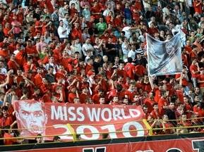 Албанці визнали Кріштіано Роналдо Міс світу-2010